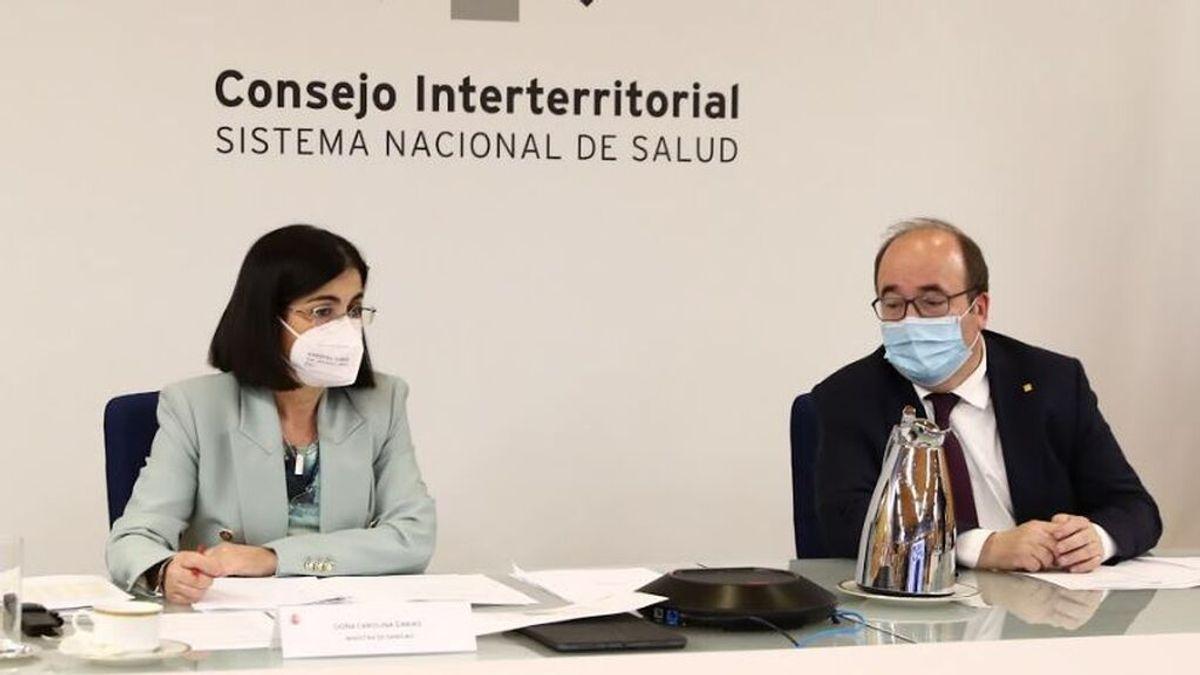 Interterritorial vacunan selección