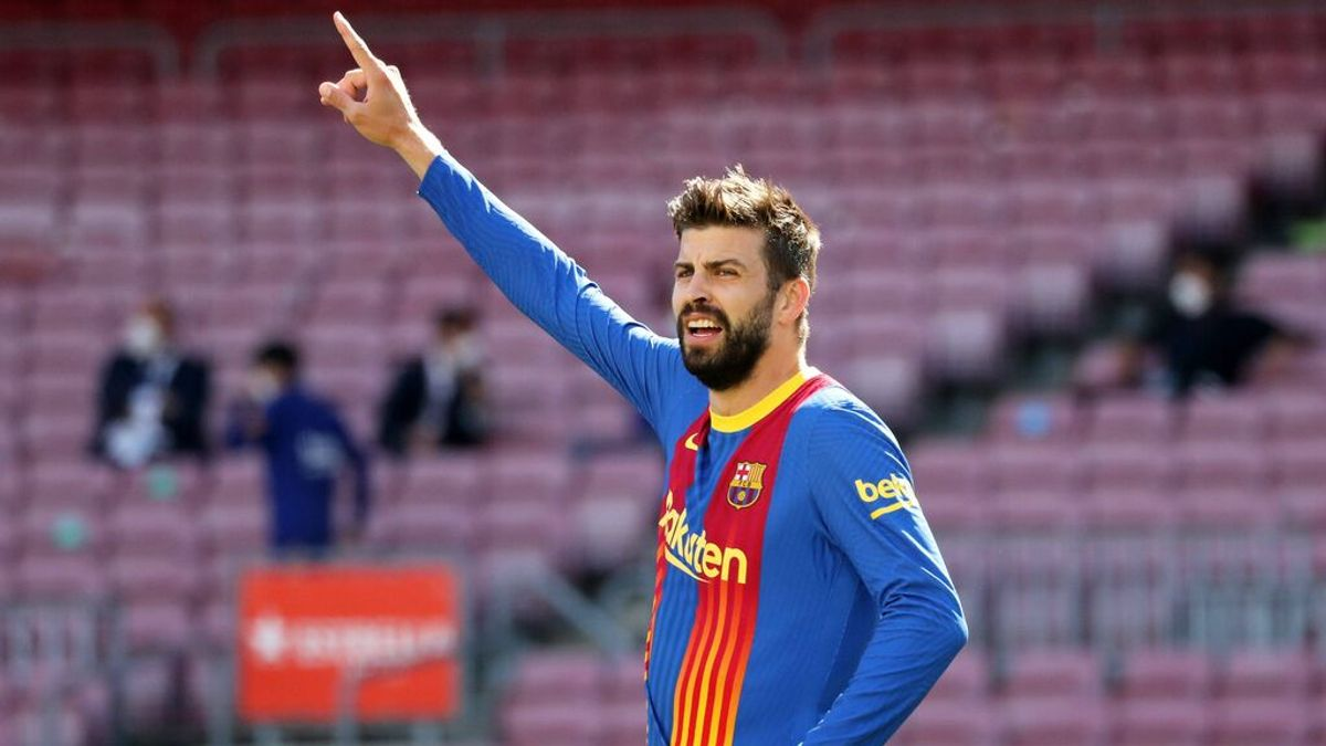 Gerard Piqué se rebajará el sueldo para seguir en el FC Barcelona