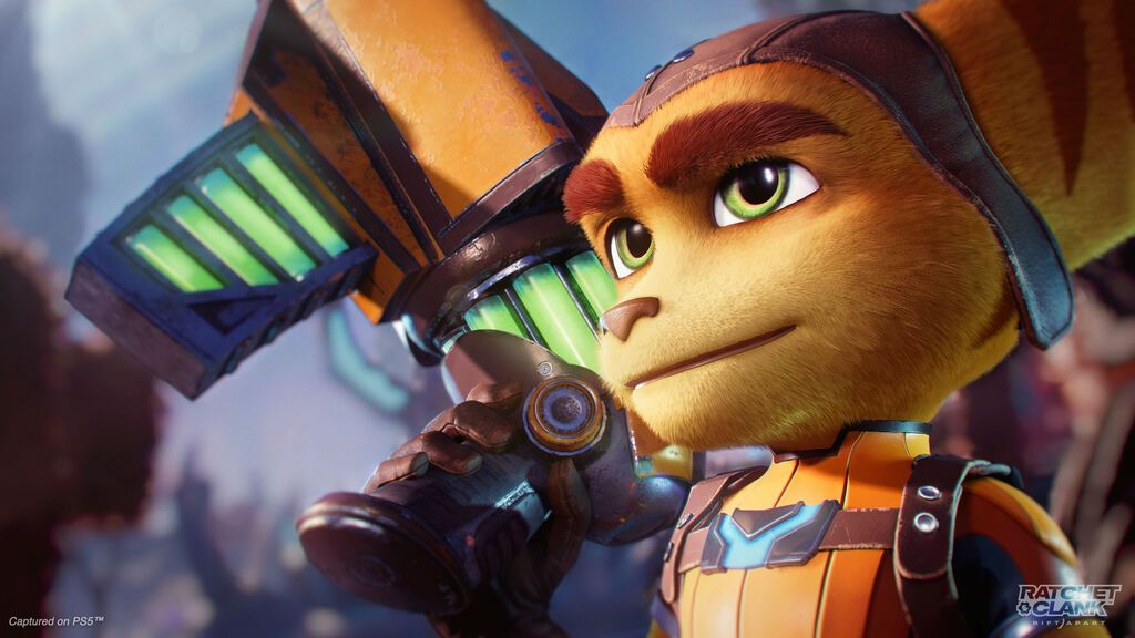 Ratchet & Clank Una dimensión aparte - Gameplay