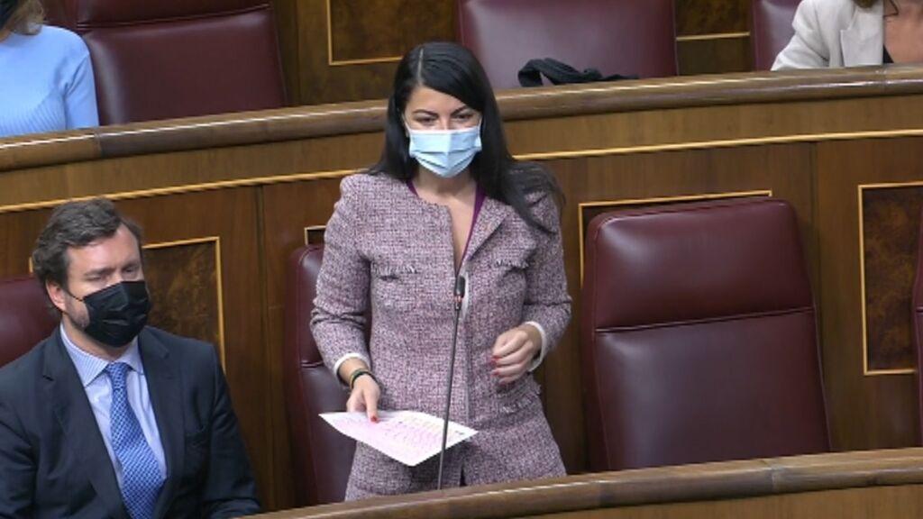 "Olona llama a Díaz:  ""Ministra comunista"""