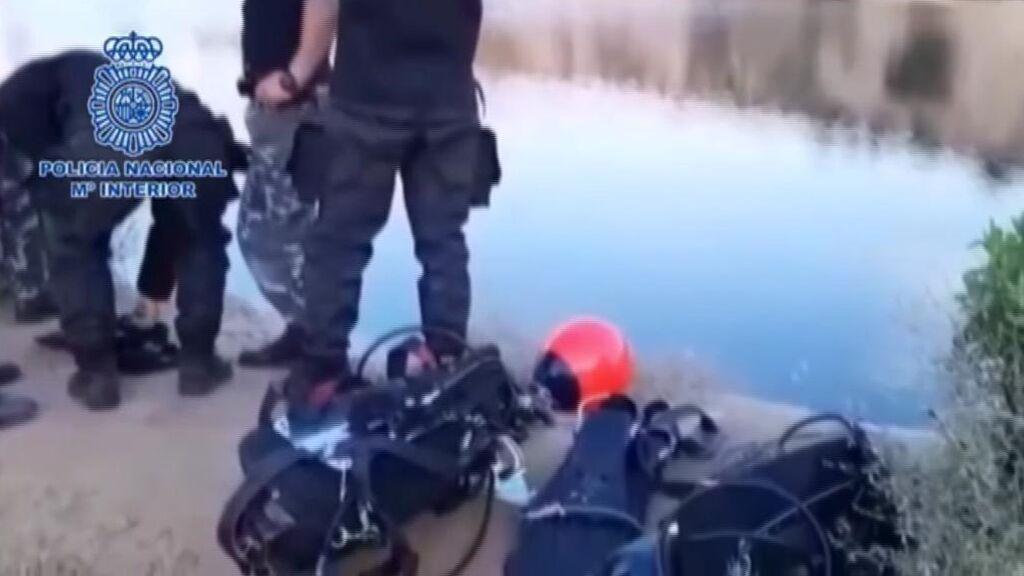 Localizan el cadáver del menor ahogado en las lagunas de Ambroz, Madrid