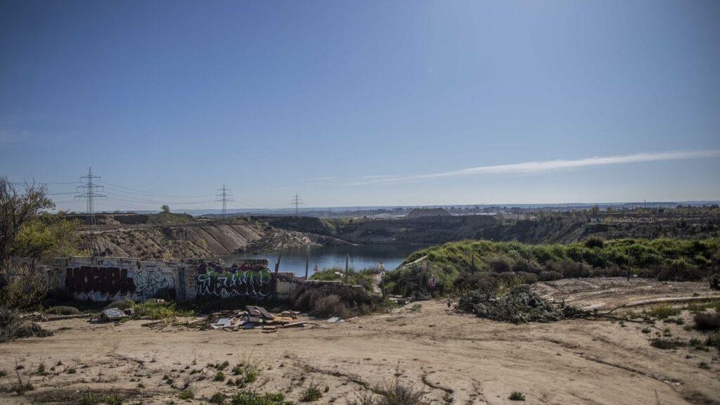 Muere un menor no acompañado en las lagunas de Ambroz (Madrid)