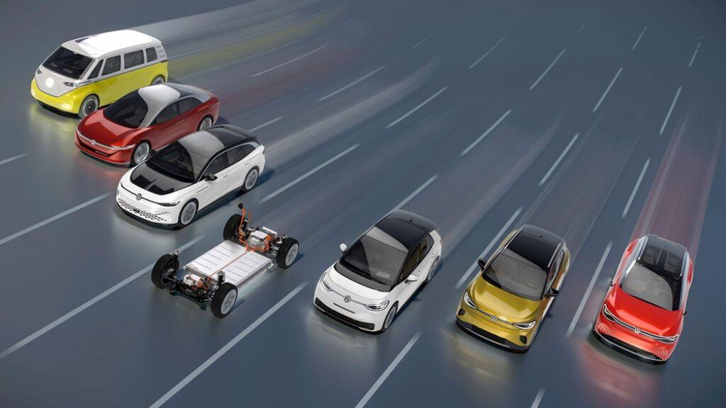 La familia ID, evolución hacia la digitalización en Volkswagen