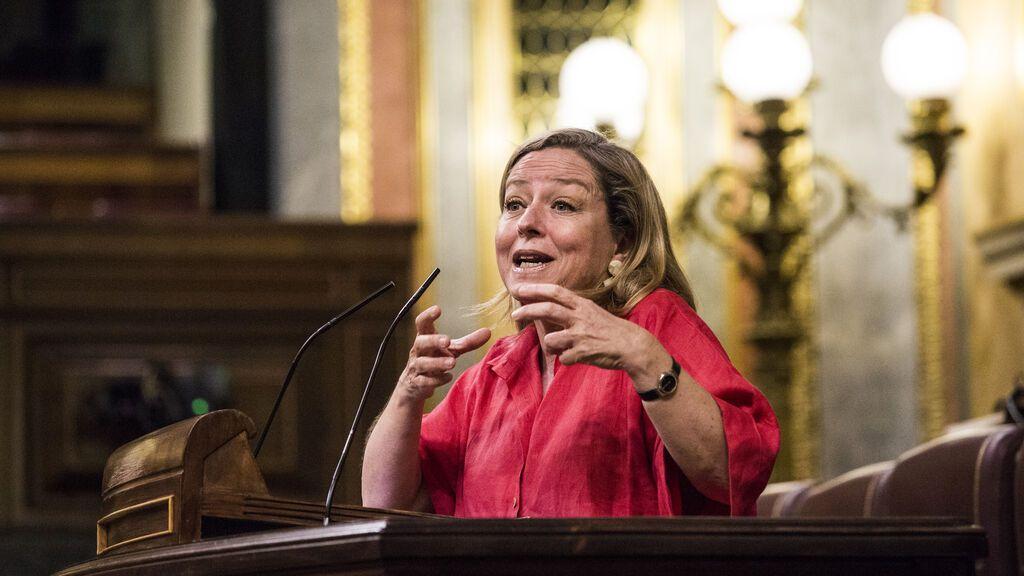 """La diputada Ana Oramas da por finiquitada a la ministra Laya """"no voy a hacer leña del árbol caído"""""""
