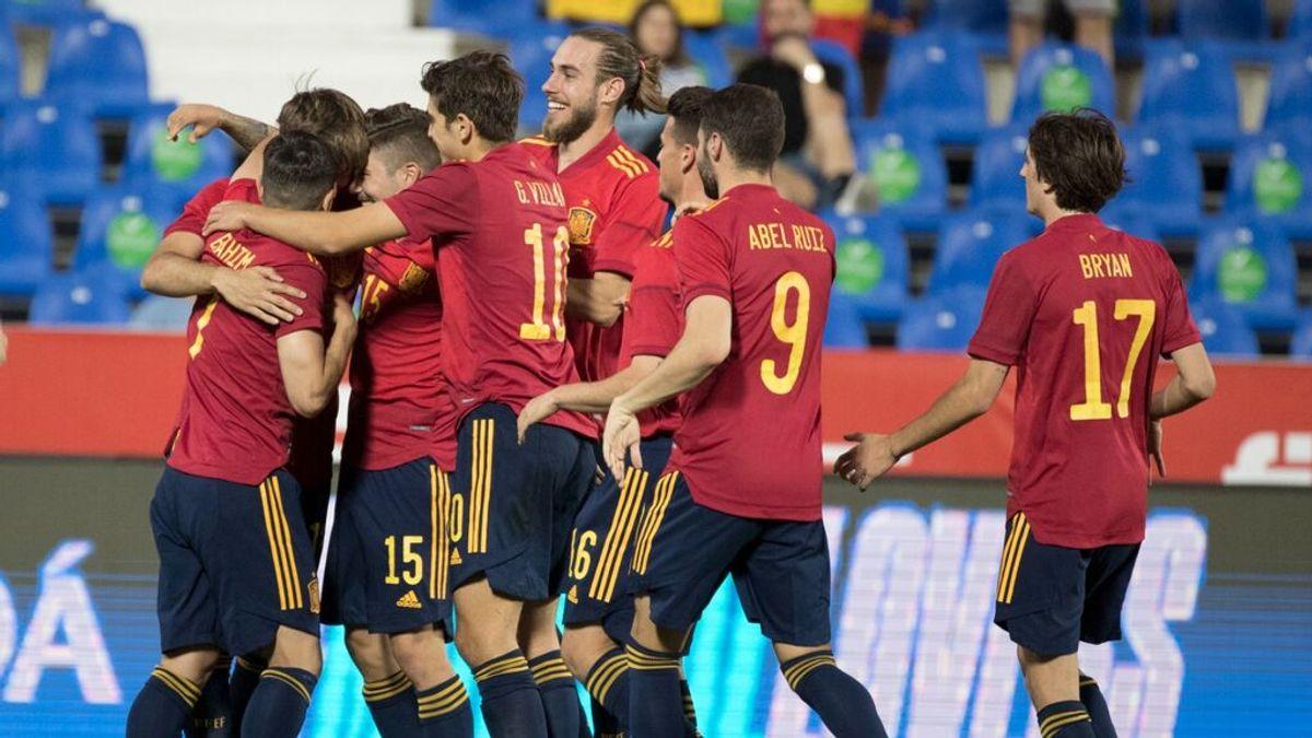 Los once jugadores de la Sub21 que se suman a la 'burbuja' de la Selección Española