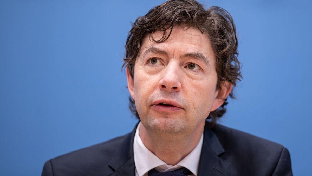 El virólogo alemán Christian Drosten