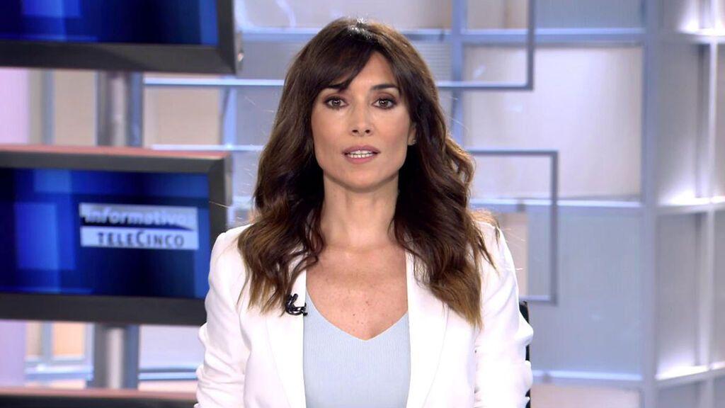 Con Arancha Morales y Leticia Iglesias Informativos Telecinco 2021 Matinal 09/06/2021
