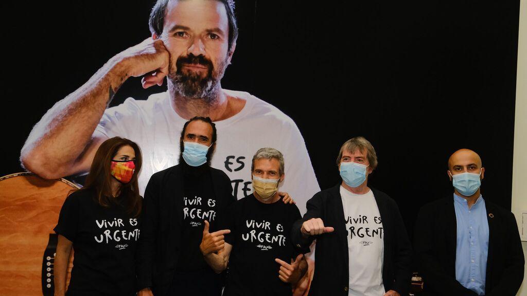 Presentación 'La camiseta de Pau'