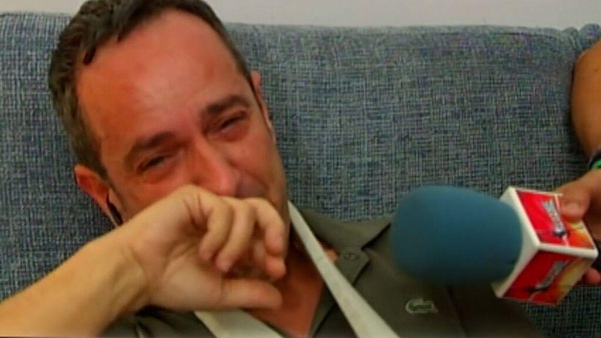 Víctor Sandoval se sometió a su cirugía mas dura hace diez años y estalló contra Nacho Polo