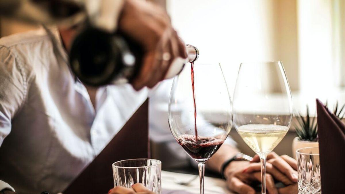 Cómo limpiar las manchas de vino