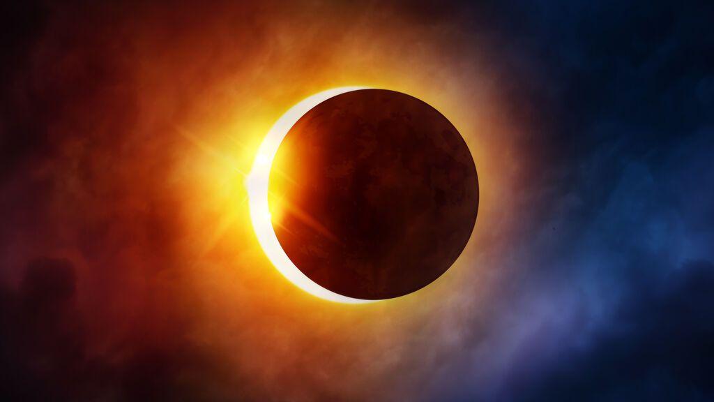 ¿Por qué se forma el eclipse solar de este 10 de junio?