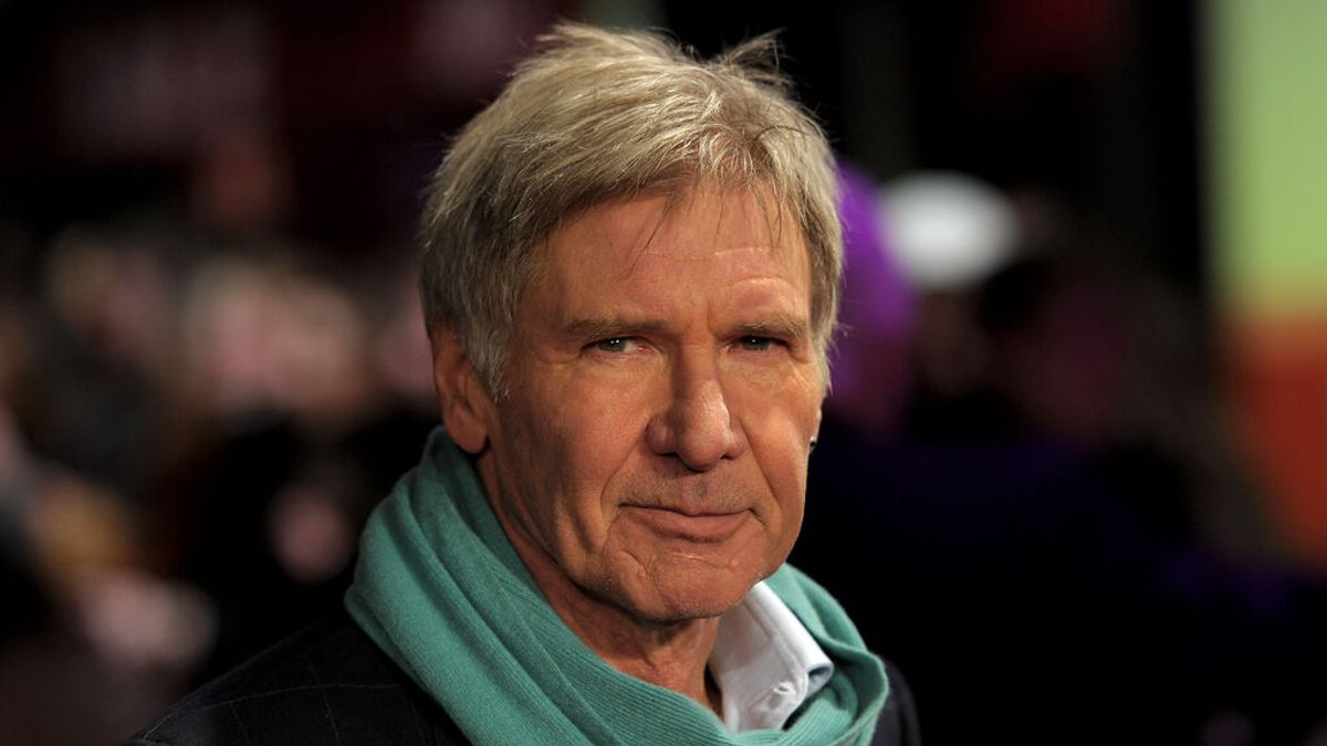 Salen a la luz las primeras imágenes de Harrison Ford durante el rodaje de Indiana Jones 5 a sus 78 años