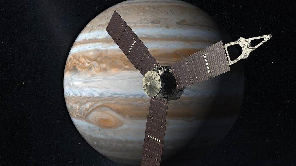 ¿Qué es y en qué consiste la misión Juno de la NASA?
