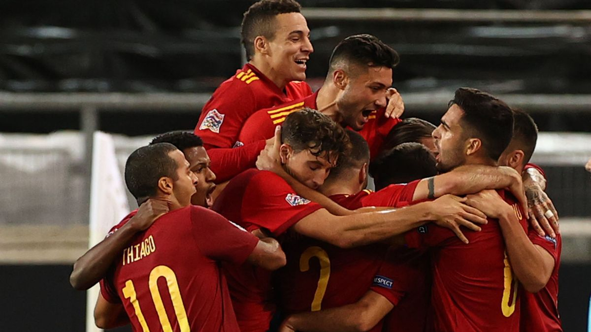 Fútbol/Selección.- Todos los jugadores de la selección española vuelven a dar negativo en las pruebas PCR