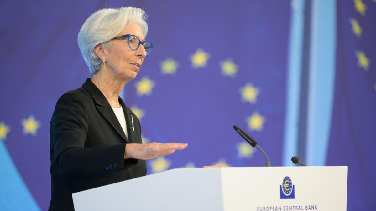 Economía.- El BCE mejora sustancialmente sus previsiones de crecimiento, hasta el 4,6% en 2021 y el 4,7% en 2022