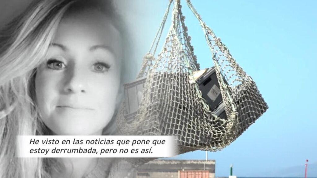 El primer audio de Beatriz, la madre de las niñas de Tenerife