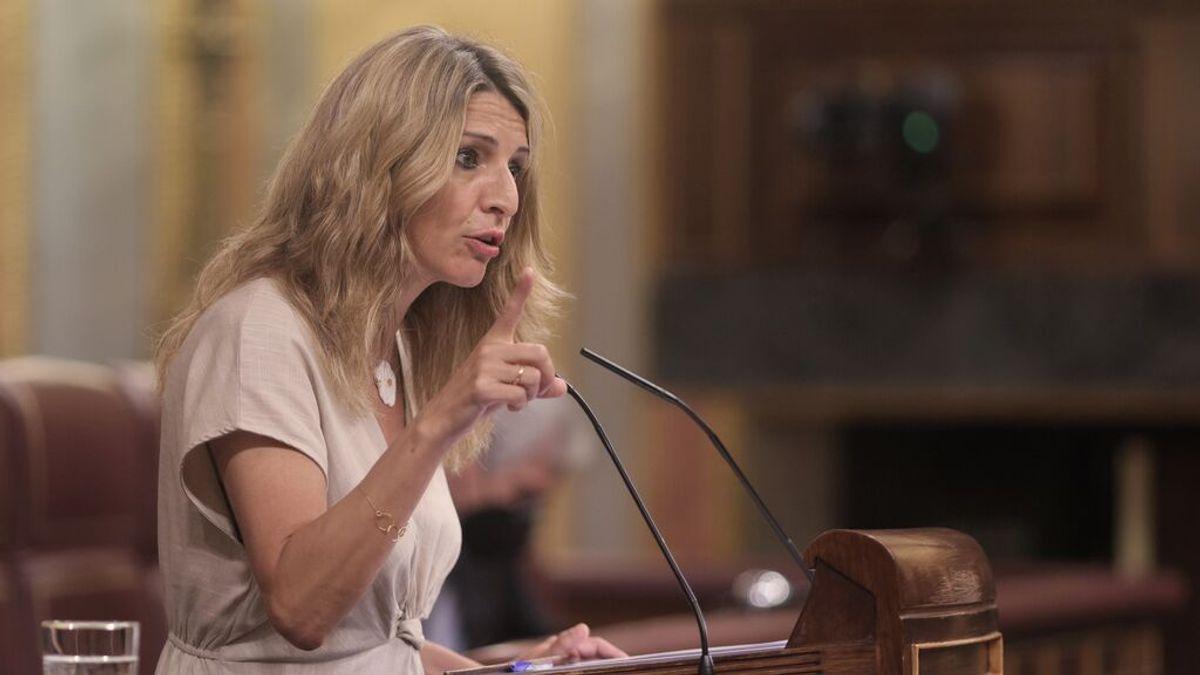 El Congreso aprueba la ley 'rider' con el voto en contra del PP, Vox y Ciudadanos