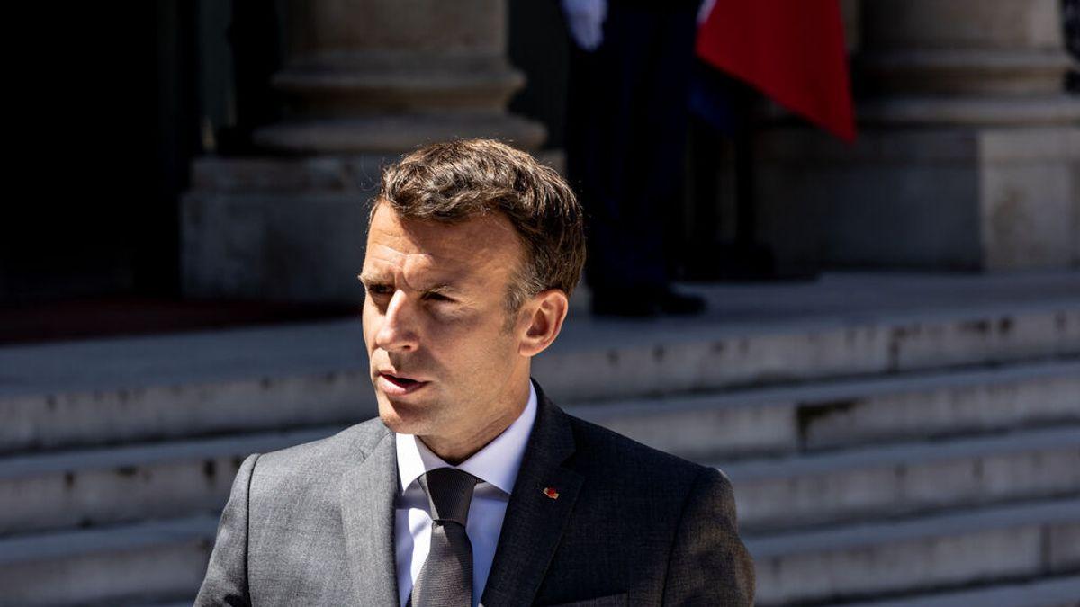 EuropaPress_3750390_01_june_2021_france_paris_french_president_emmanuel_macron_and_armenian