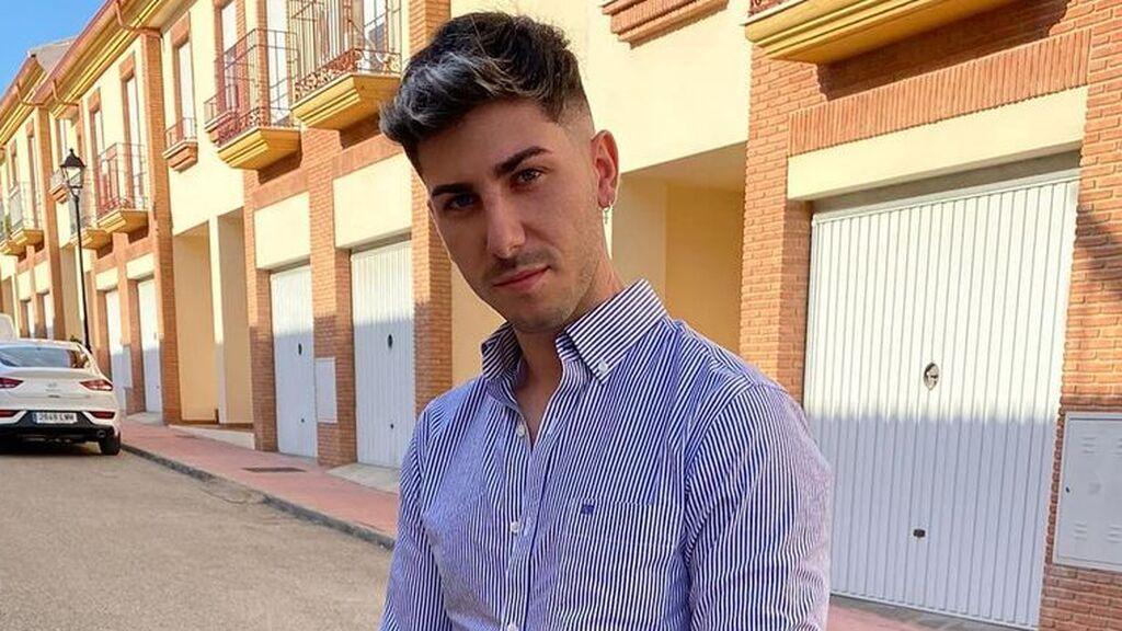 Manuel Bedmar, novio de Rocío Flores