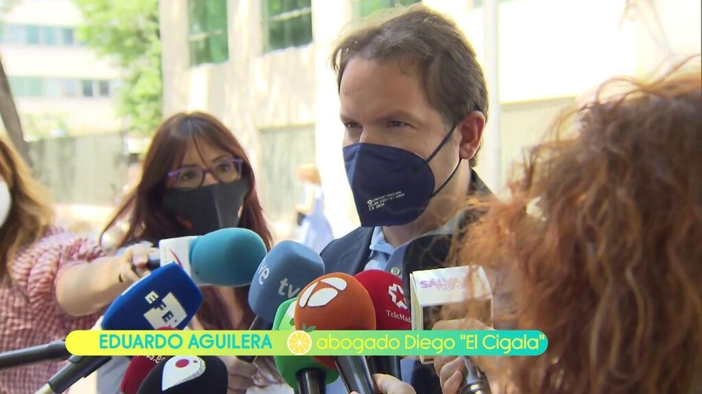 """Habla el abogado de Diego El Cigala: """"Ha quedado en libertad sin ningún tipo de restricción"""""""
