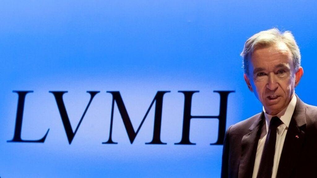 Bernard Arnault es ahora el hombre más rico del mundo superando a Musk y a Bezos.