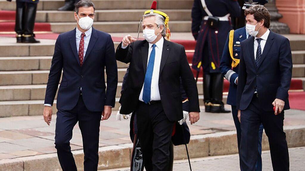 Las polémicas declaraciones del presidente argentino sobre el origen de brasileños y mexicanos