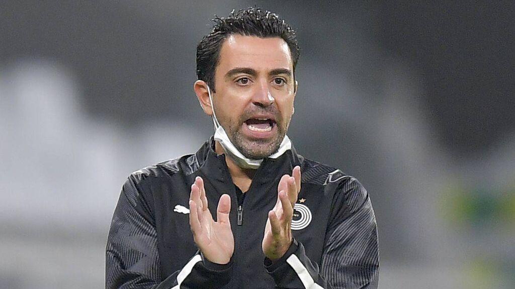 """Xavi Hernández asegura que no ha recibido oferta de Laporta: """"No he podido hablar con él. Habrán entendido que el club necesitaba otra cosa"""""""