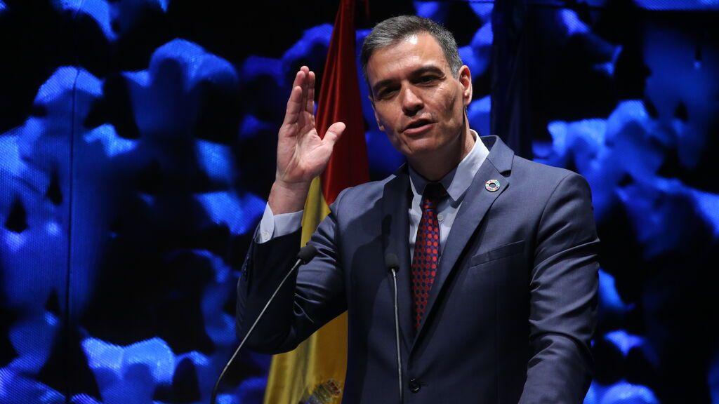 Pedro Sánchez y su 'diccionario' de los indultos