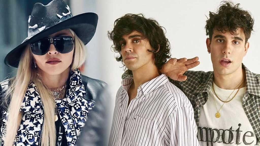 """""""Madonna os quiere conocer en cinco minutos"""": el origen de la amistad de Javier Calvo y Javier Ambrossi con la artista"""