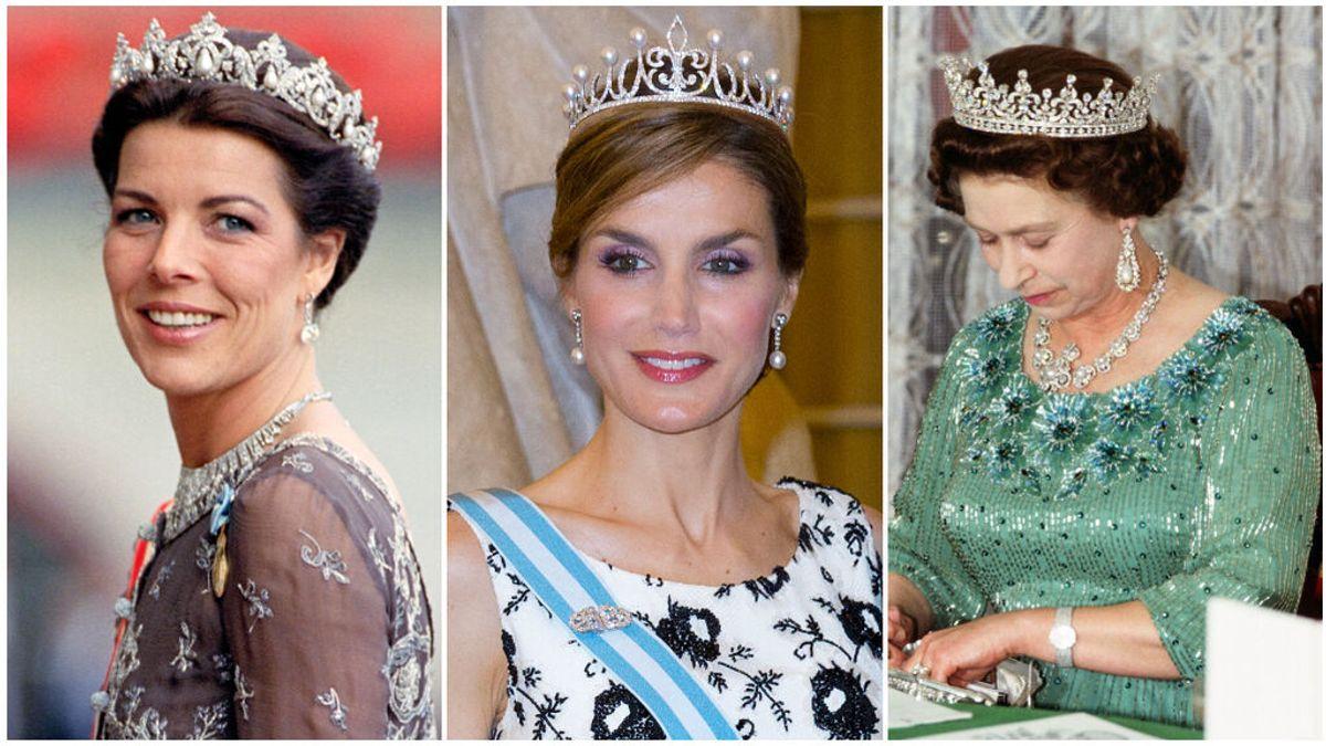 Las joyas de las casas reales europeas más significativas e impresionantes: así las han lucido sus reinas y princesas en los eventos más especiales.
