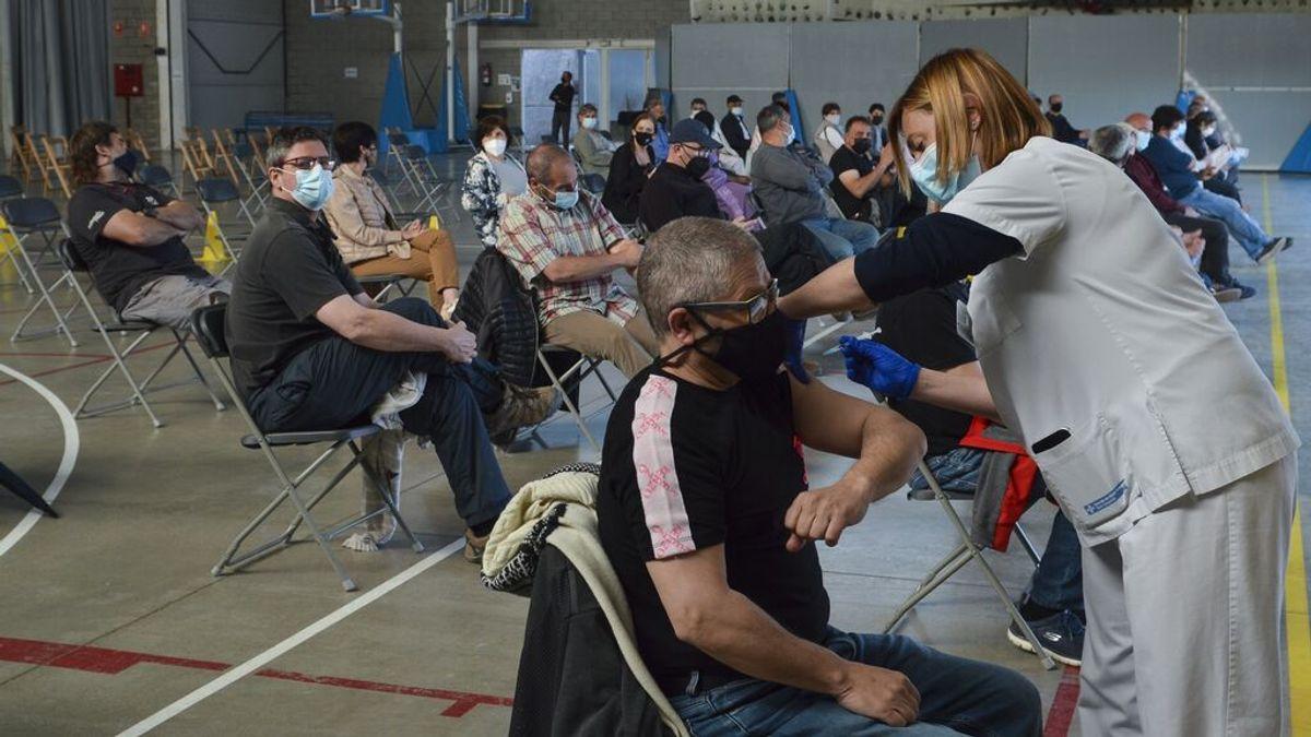 """Girona organiza un """"maratón de vacunación"""" contra Covid-19 sin cita previa"""