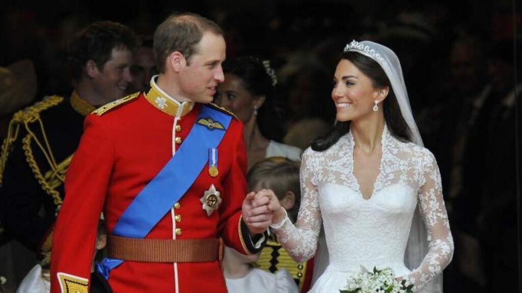 Kate Middleton entró con la misma banda sonora en la abadía de Westminster que Lady Di.