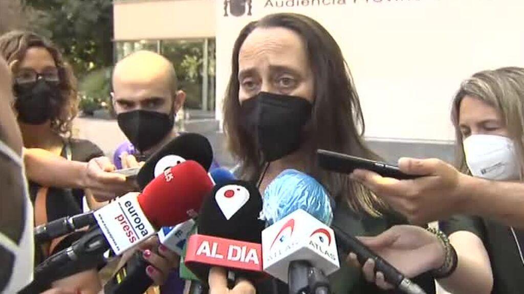 La abuela de los niños asesinados en Godella pide que se trate a su hija como una persona enferma