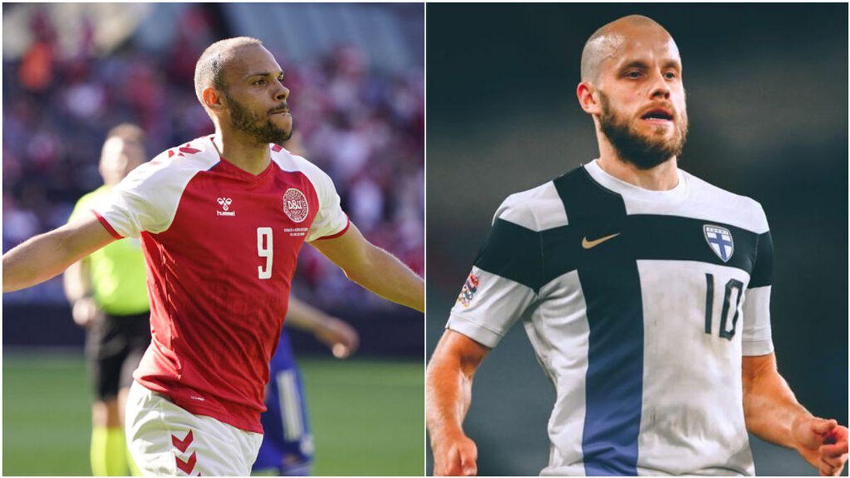 Dinamarca - Finlandia: el partido del grupo B, el sábado 12 de junio a las 18.00h en Cuatro y mitele.es