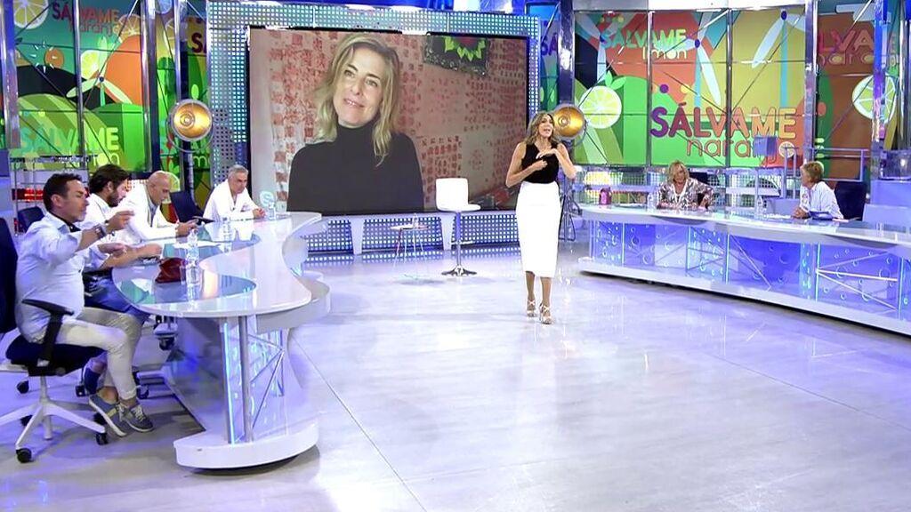 """La hija de Bigote Arrocet carga contra Terelu Campos y Carmen Borrego: """"Son unos parásitos de su mamá"""""""