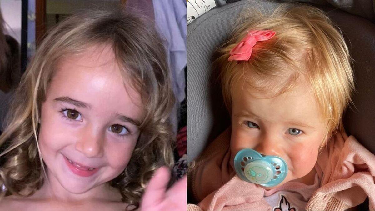 Una campaña viral en redes pide el regreso de las niñas de Tenerife: 'Bring back home Anna and Olivia'