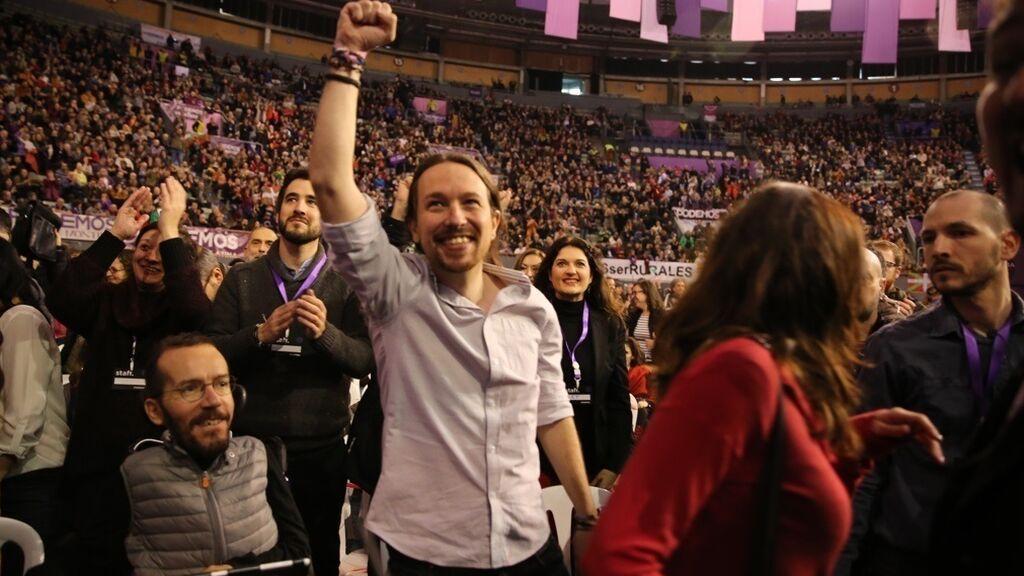 """Pablo Iglesias no irá a Vistalegre IV para no """"tutelar liderazgos"""""""