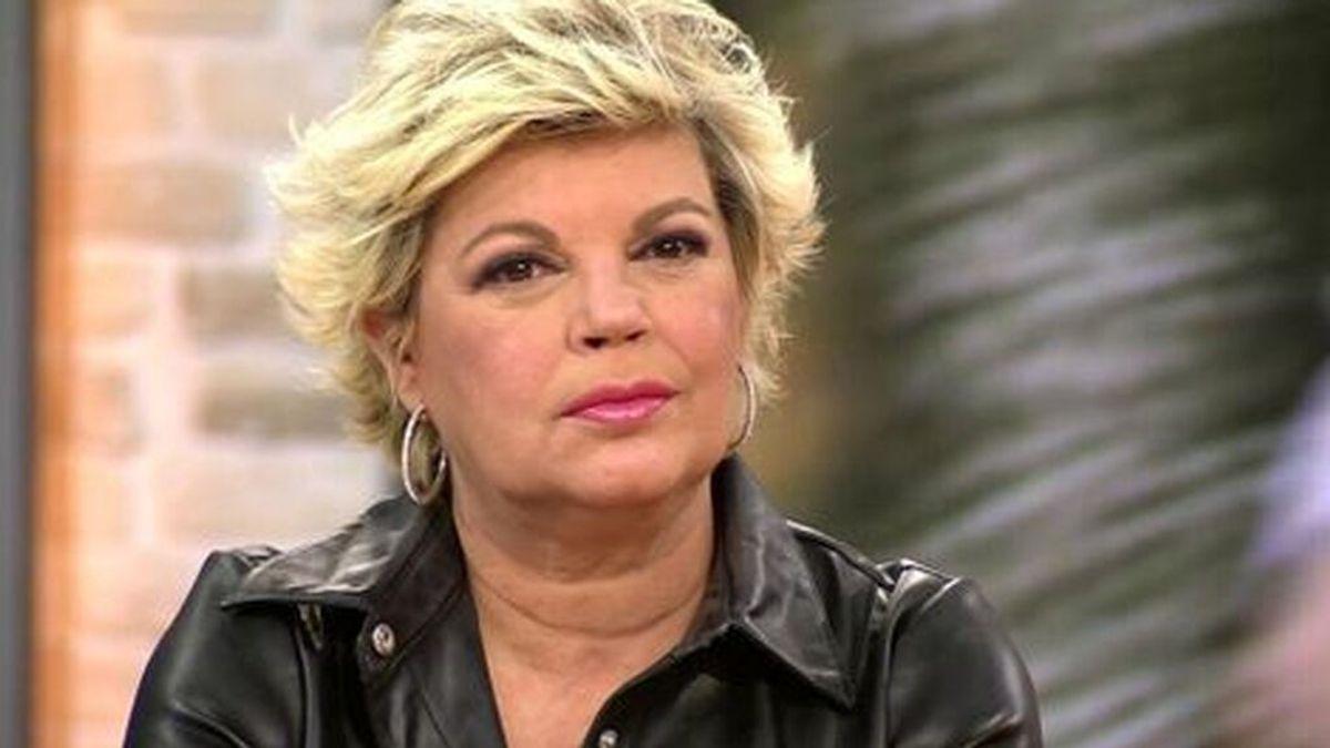 """Terelu Campos: """"Deseo con todas mis fuerzas que Rocío Carrasco cuente en primera persona por qué tuvo que alejarse de su familia"""""""