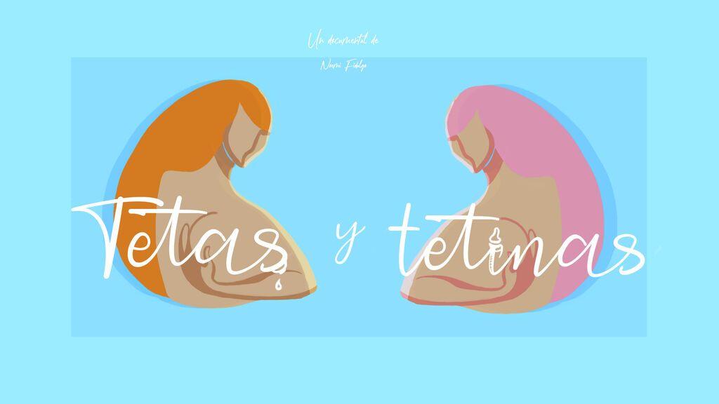 Tetas y tetinas