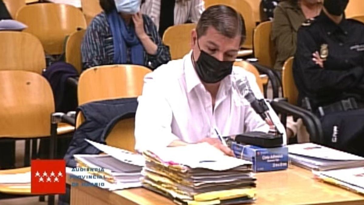 El 'Rey del Cachopo' solicita a la juez la nulidad del registro de su piso de Vallecas (Madrid)