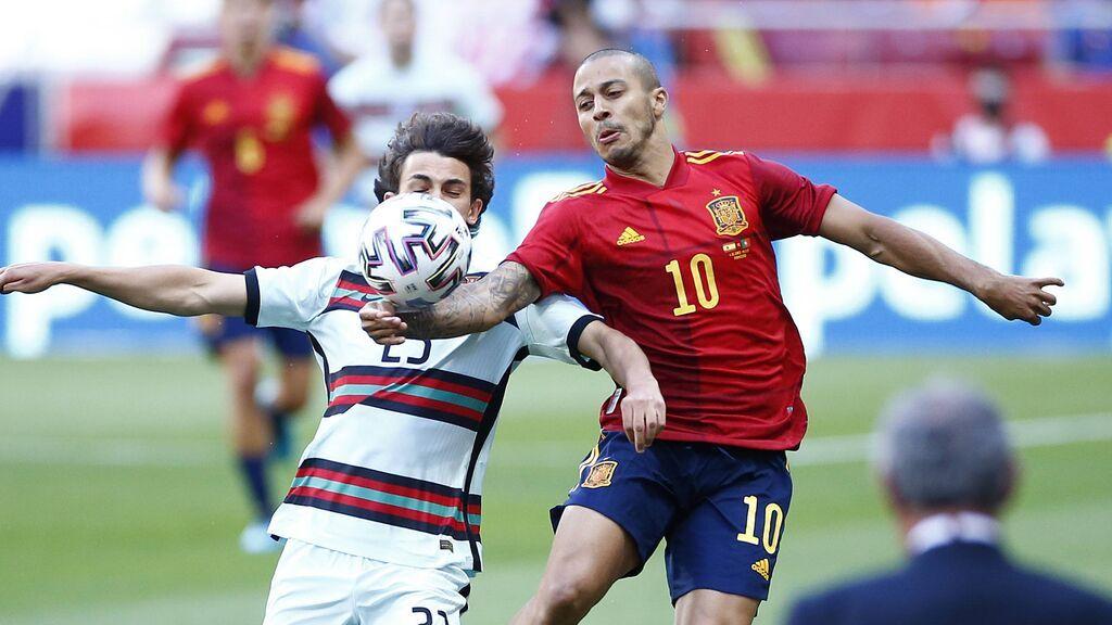 """Thiago, a tres días del debut de la Selección Española en la Eurocopa: """"Si somos fieles al trabajo que hacemos llegaremos lejos"""""""