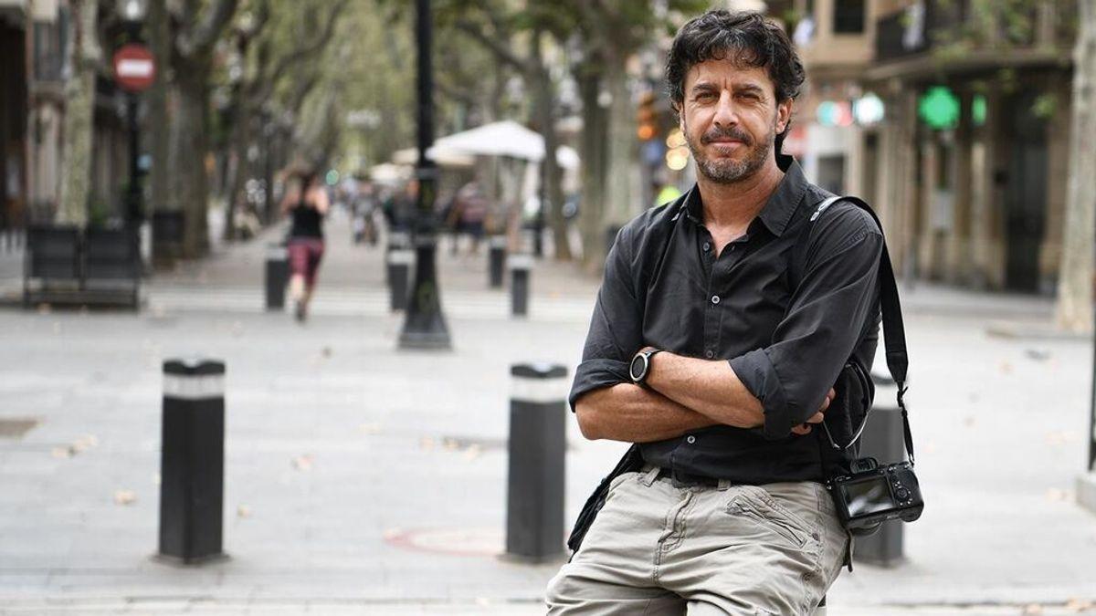 Emilio Morenatti, fotoperiodista español, gana un Pulitzer por retratar la crudeza de la pandemia