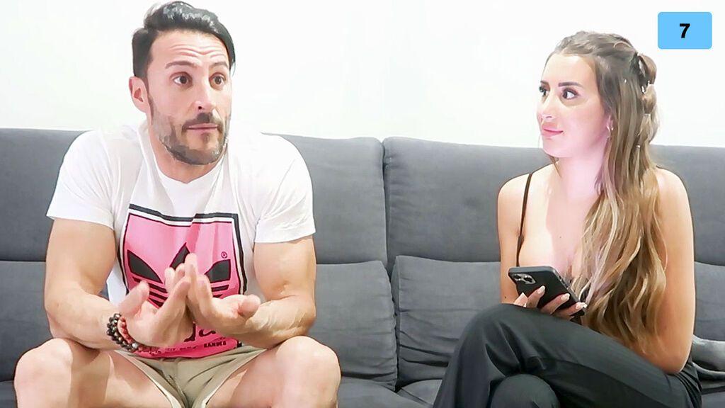 Marina García se reencuentra con su padre tras su distanciamiento (2/2)