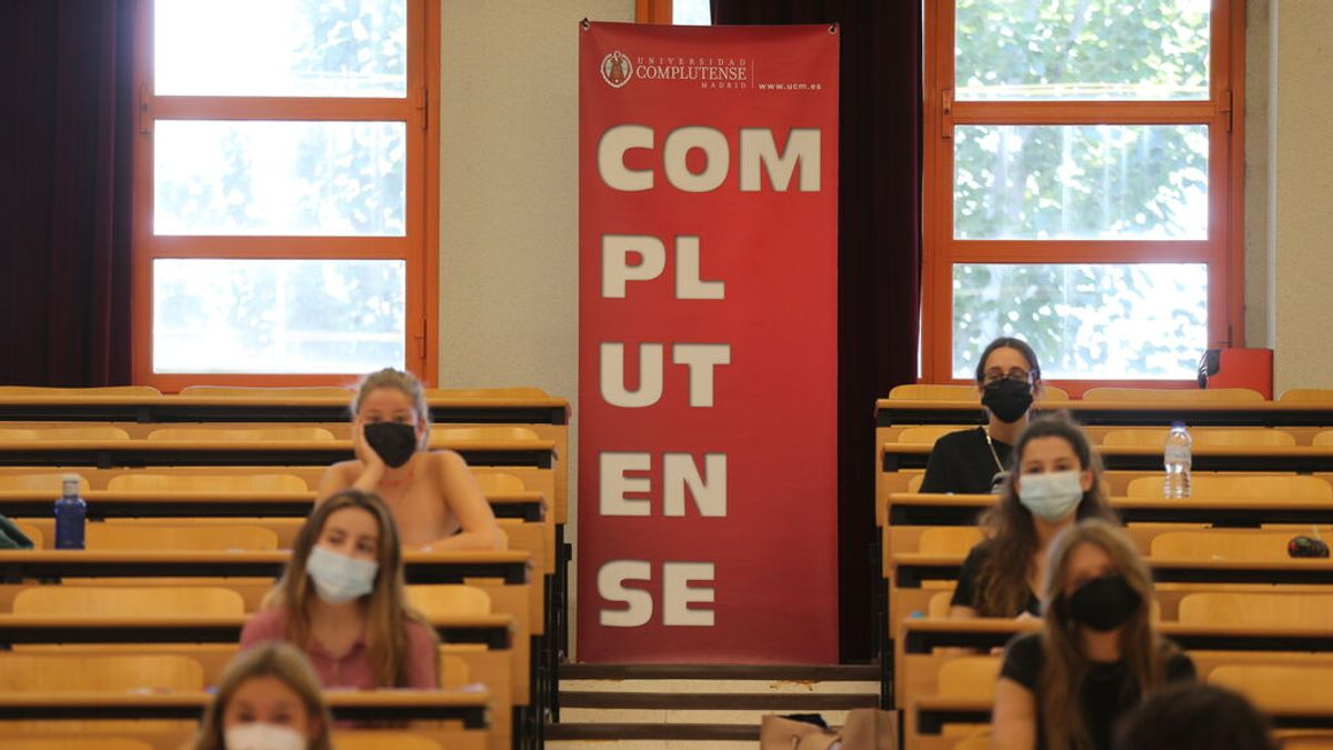 ¿Dónde, cuándo y cómo consultar las notas de la EvAU 2021 en Madrid?