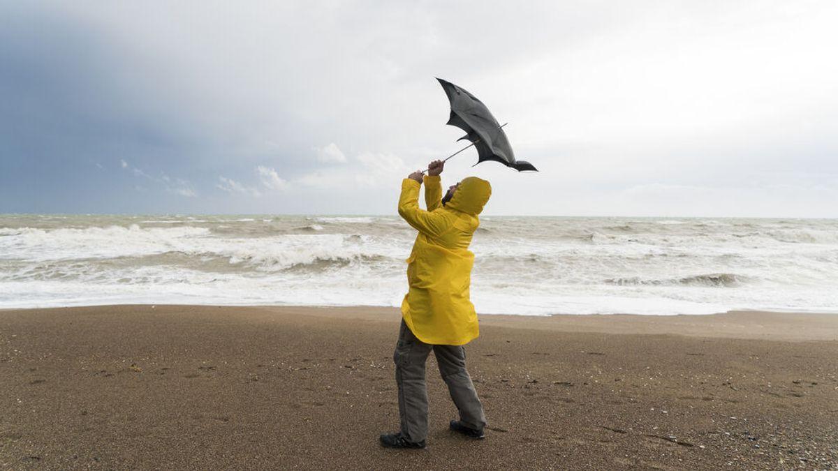 Tormentas severas y muy extendidas en el horizonte: el tiempo para la semana que viene en España