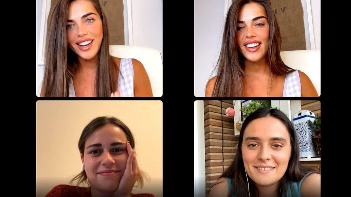 Violeta vuelve a reunirse con las ganadoras del challenge de Braun para conocer sus primeras impresiones después de usar la Silk-expert Pro5