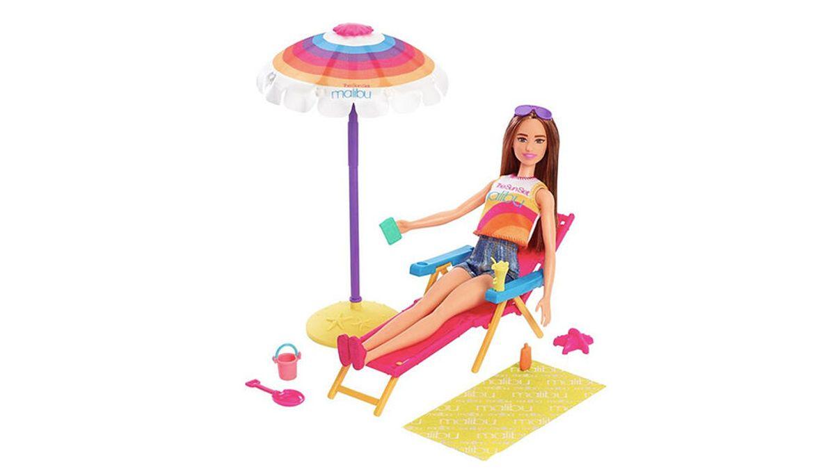 Mattel lanza Barbies hechas con plástico reciclado para cuidar los océanos