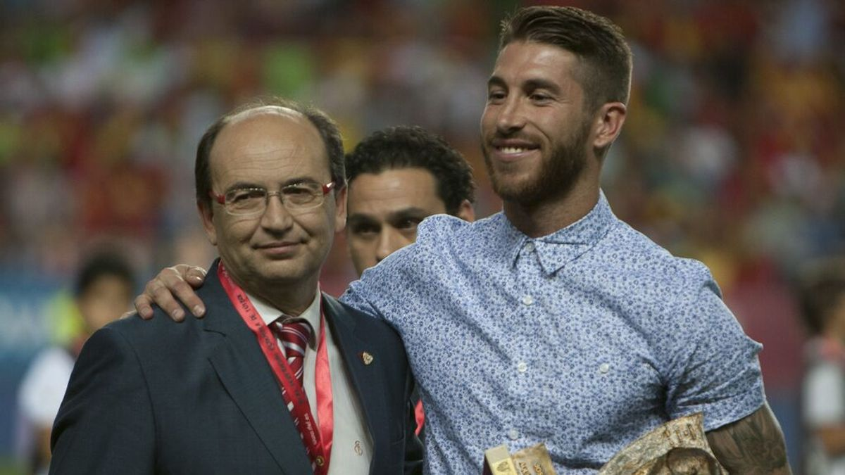 Sergio Ramos ya conoce la oferta de Sevilla: cinco años de contrato, 7 millones anuales y la posibilidad de quedarse en el club cuando se retire