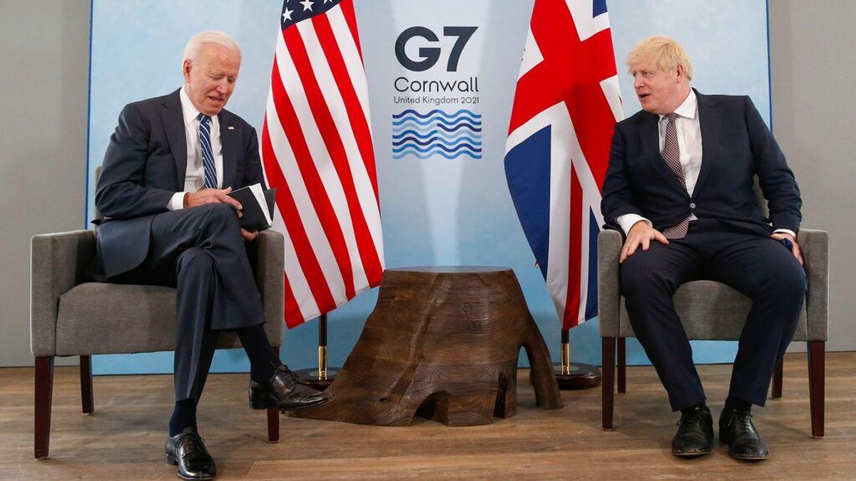 El G7 promete donar 1.000 millones de vacunas a países pobres