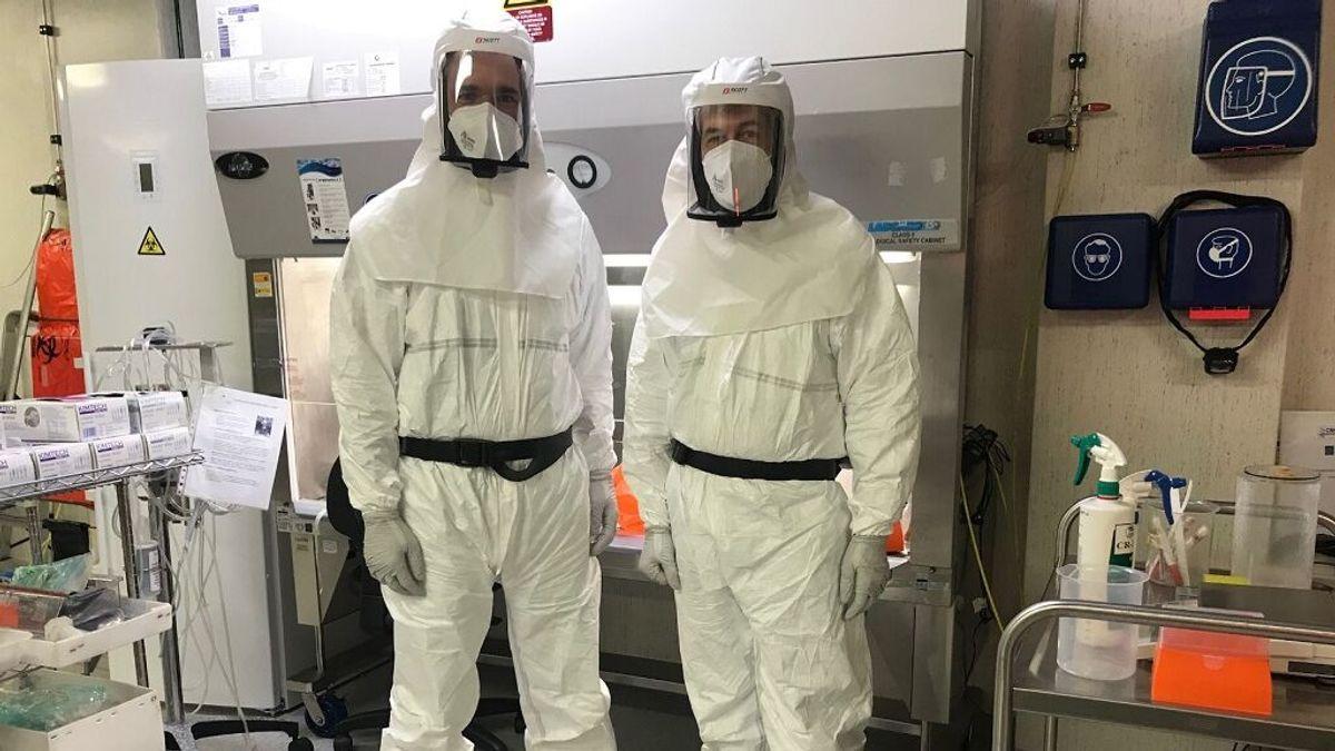"""El trabajo en un laboratorio de alta seguridad biológica: """"La fuga de un virus es imposible, si se siguen las normas"""""""